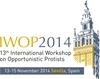 International Workshops on Opportunistic Protists (IWOP-13) & II Conferencia Iberomaricana sobre Pneumocystosis